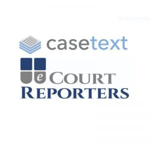 Partners with Casetext!
